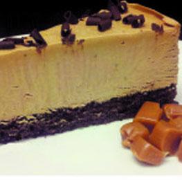 Dulce de leche,10in,2/14 pc cakes