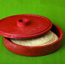 Tortilla server, paprika, 7 in