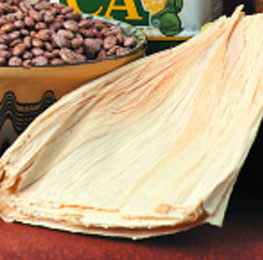 Corn husk, select, bulk, 5lb