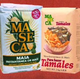 Masa, white, 10/4.4 lb, maseca