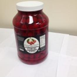 Maraschino cherries 4/1