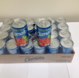 Clamato 24/5.5 oz cans