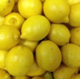Lemons, fresh, 165 ct.