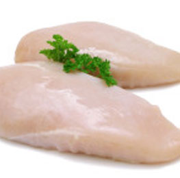 Chicken Breast, Random, 4/10lb