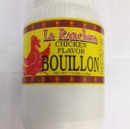 Chicken boullion, La Ranchera, 7.9 lb