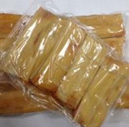 Tamales, beef, handmade, 5 oz, 12/4