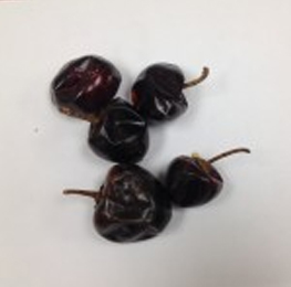 Chile Pod, Cascabel, 5 lb
