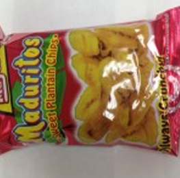 Plantain Chips, sweet, 30/3.z oz