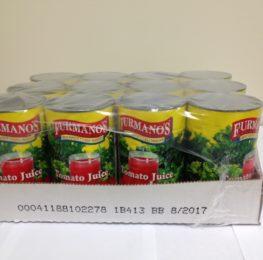 Tomato Juice, 12/46